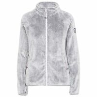 Trespass Telltale Soft Furry Bonded Womens Fleece Jacket