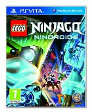 LEGO Ninjago Nindroids For Sony Vita (New & Sealed)