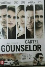THE COUNSELOR CARTEL - DVD