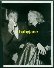 MARLENE DIETRICH BILLY DANIELS VINTAGE 8X10 PHOTO BY DALLINGER 1946 CABANA CLUB