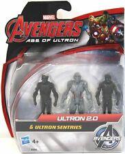 Marvel Avengers Age of Ultron 2.0 vs Ultron Sentries Action Figure