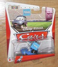 Nuevo Disney Cars Matthew True Blue McCrew King Ventilador Mattel Diecast 1:55