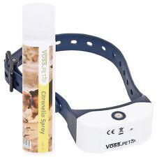 Antibell Halsband VOSS.PET AB3 Sprayhalsband Erziehungshalsband Hunde Zitrusduft