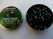 new remington prometheus air rifle pellets .22 x 200.