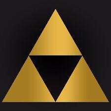Super Nintendo Snes N64 Legend of Zelda Game TRI FORCE LOGO Fridge Magnet #15