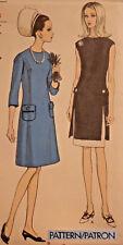 V- 6935 One-Piece Dress Tunic Skirt Sewing Pattern Vogue Bust 31 Uncut Rare