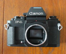 Rare Ancien Boîtier Photographique CANON F-1 New. Vintage Camera CANON F-1 New.