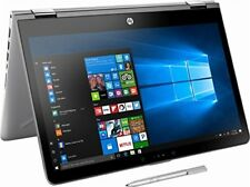 HP Pavilion x360 14 Inch HD touchscreen 2-in-1 Laptop