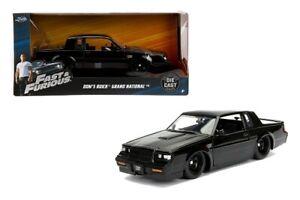 Jadatoys 253203027 - 1:24 Quasi & Furious 1987 Buick - Nuovo