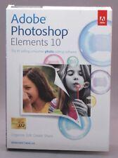 Adobe Photoshop Elements 10 plus Lightroom 3 trial