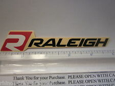 "5"" RALEIGH Mountain Road CX MTB Bicycle Car TT Tri Race Bike Frame DECAL STICKER"