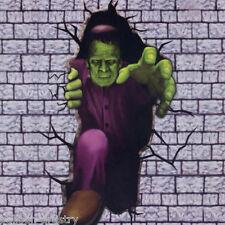 Halloween Horror Monstruo De Frankenstein romper Scene Setter Add On