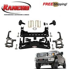 "Rancho RS6519B 4"" Suspension Lift Kit For 2010-2013 Ford F150 4WD"