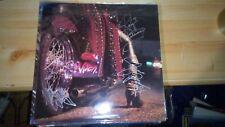 Vixen LP ST 1988 SIGNED