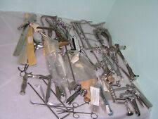 HUGE LOT OF 100 MIXED SURGICAL MEDICAL TOOLS INSTRUMENTS
