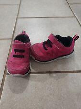 Danskin Toddler Girls Pink Tennis Shoes Size 8