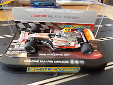 SCALEXTRIC C2866 MCLAREN MP4-21 F1 CAR NEW BOXED