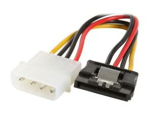 "Rosewill RCW-306 - 6"" Serial ATA (SATA) II 5.25"" Male to 15-Pin Serial ATA Femal"
