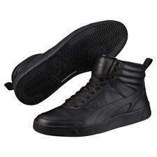 Puma Rebound Street v2 L Herren Sneaker Schuhe Turnschuhe 363716(puma-black 01)