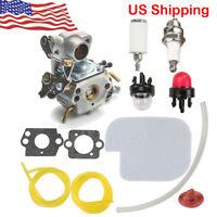 Carburetor Fit For Poulan SM4218AVX SM4518AVX P4018WTL PP3516AVX PP4218AVX US