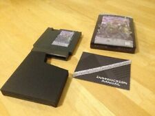 Swords And Runes Regular Edition NES Nintendo Homebrew - CIB