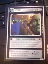 Star Trek CCG The Borg 19C Cranial Transceiver Implant NrMint-MINT