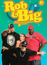 Rob & Big : Season 3 Uncensored (DVD 2008)