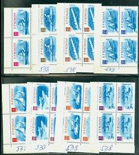 1962 Water sports,Motorboat,Boating,Sailing,Bootssport,Romania,2048,Perf.,MNH/x4