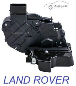 Lock Rear Door Left Land Rover Freelander 2 Td 2.2 3.2 From 2006
