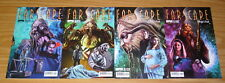 Farscape: D'Argo's Trial #1-4 VF/NM complete series - all A variants set comics
