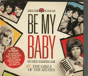 Various Artists - Be My Baby: Girls of the Sixties 3CD  (Sony 2012)