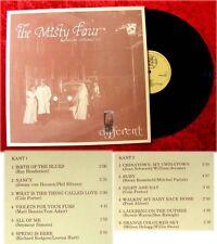 LP The Misty Four & Cor Bakker Trio: Different