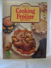 Cooking for your Freezer (St. Michael Cookery Library) by Mary Berry Book