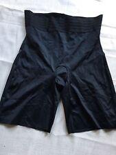 Spanx Sample Short Ultra-light sheer fabric Black size M 253A