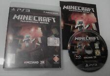 Minecraft Playstation 3 Edition Ps3 italiano ITA