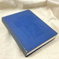 1954 Vintage Prima Edizione Libro per Bambini Enciclopedia Illustrato Reference