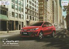 Toyota Vios car (made in Indonesia) _2018 Prospekt / Brochure