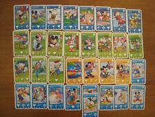 cartes DISNEY Cora / Match MICKEY MOUSE & FRIENDS lot de 118 cartes