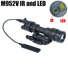 Tactical Light IR Illuminator M952V LED White Light &Infra-Red Output Flashlight
