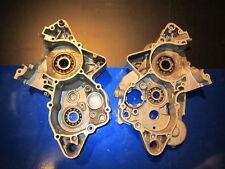 1988 Yamaha YZ125 BOTTOM END ENGINE CASE SET motor cases 1989 1990 88 89 90 91
