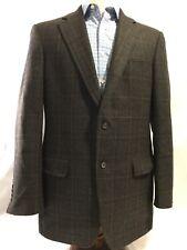 Samuelsohn Mens 42 Tall Wool Blazer Jacket