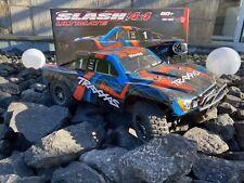Traxxas Slash 4x4 Ultimate mit 2x S2 Lippe wenig gefahren