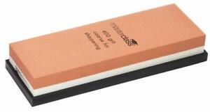 Masterclass Coarse & Fine 400/1000 Combination Sharpening Stone Dual Whetstone