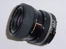Nikon 35-70mm Zoom f3.3-4.5 - NIKKOR AIs Zoom Obiettivo Per Messa a Fuoco Manuale