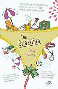 The Brazilian Square Paperback Rosie Millard