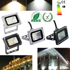 10W IP65 Cool Warm White LED Flood Light Garden Outdoor Spot Lamp Floodlight 12V