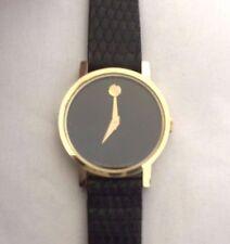 Movado Museum 14k Solid Gold Women's Swiss Quartz Watch