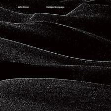 "John Wiese ""Escaped Language"" LP (Gilgongo Records, 2017) Sissy Spacek"