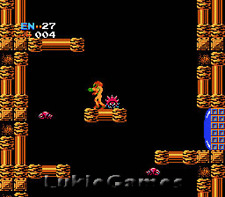 Metroid - The Classic Fun NES Nintendo Game