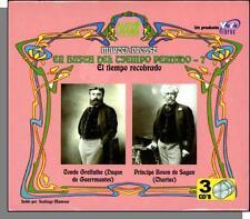 Marcel Proust: En Busca Del Tiempo Perdido #7- New Audio Book in Spanish 3 CDs!